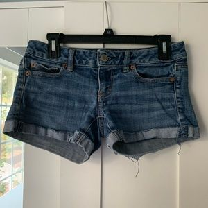 AEO American Eagle Outfitters Stretch Booty Shorts